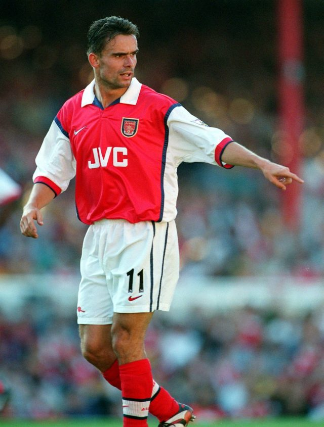 Best Arsenal Left Midfielders