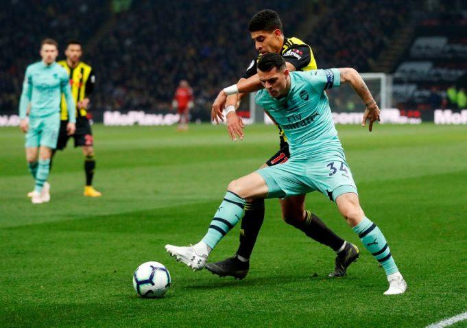 Arsenal focusing on PL, not Europa: Xhaka