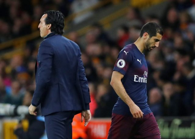 Unai Emery Adresses Arsenal Players Who Shrugged Off Fans In Wolves Defeat