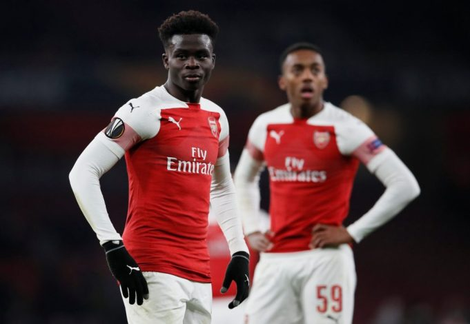 David Ornstein Reveals The 4 Youngsters Who Will Fill Up The Arsenal Squad Next Season