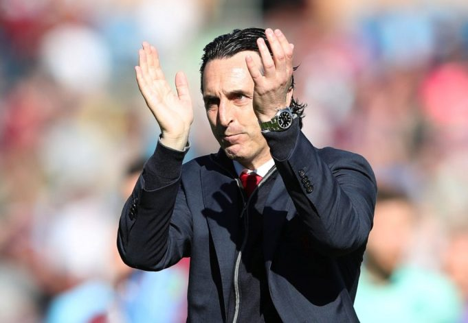 Emery talks about his first season at Arsenal