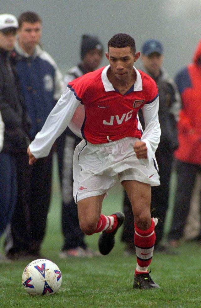 Jermaine Pennant Played For Liverpool And Arsenal