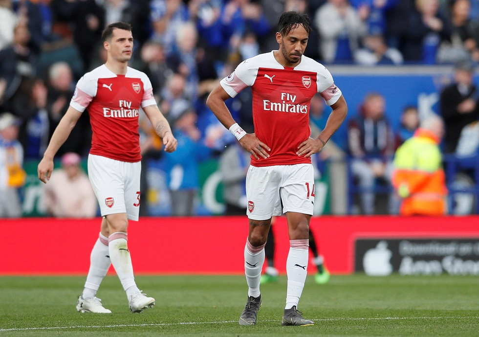 Leicester City vs Arsenal Head To Head Results & Records (H2H)