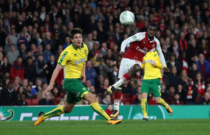 norwich city vs arsenal - photo #5