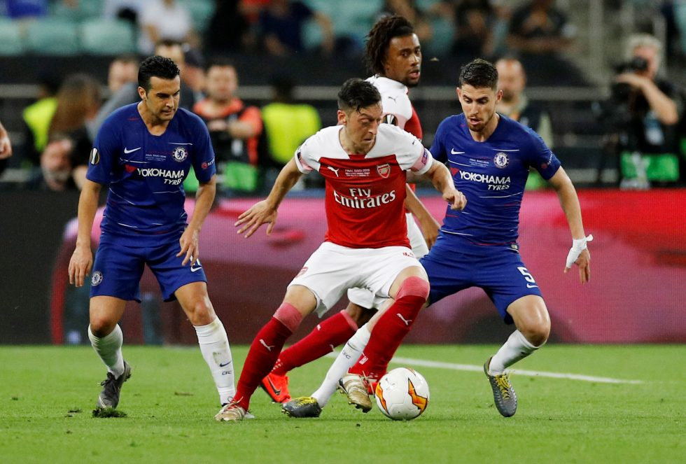 Arsenal vs Chelsea Head To Head Results & Records (H2H)