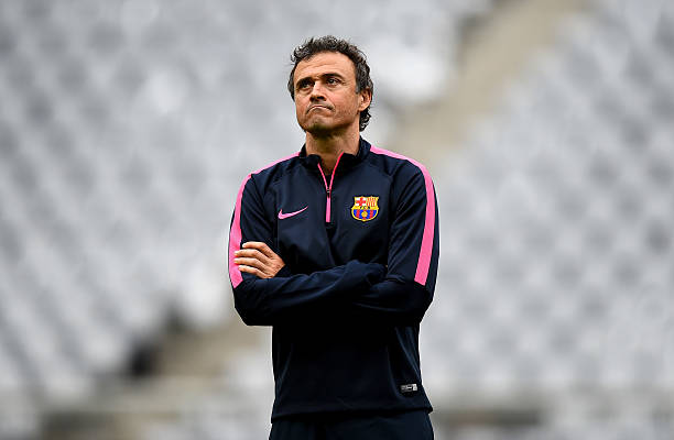 Ex Barcelona Manager Enrique Prefers Joining Arsenal Over Barcelona