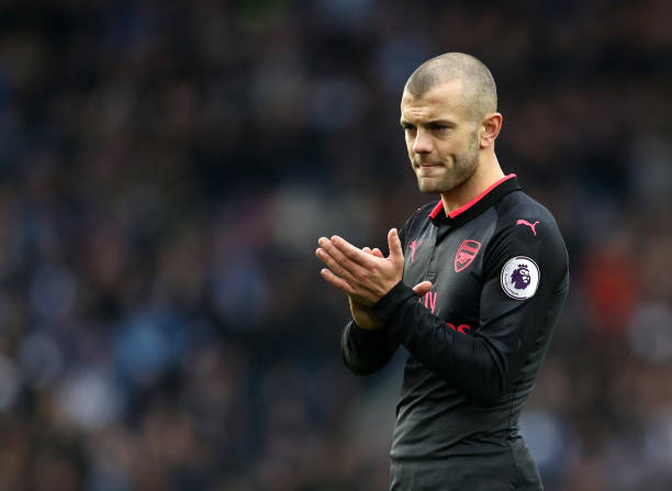 Everton Manager  Hints That He Will Make Move  For Wilshere
