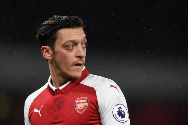 Mesut Ozil Reveals Why He Decided To Stay At Arsenal