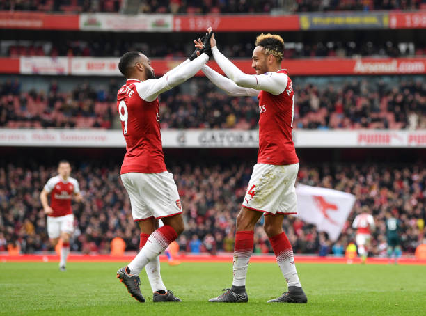 Analysis: The Aubameyang-Lacazette Overview
