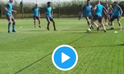 AUBAMEYAND AND WILSHERE VIDEO