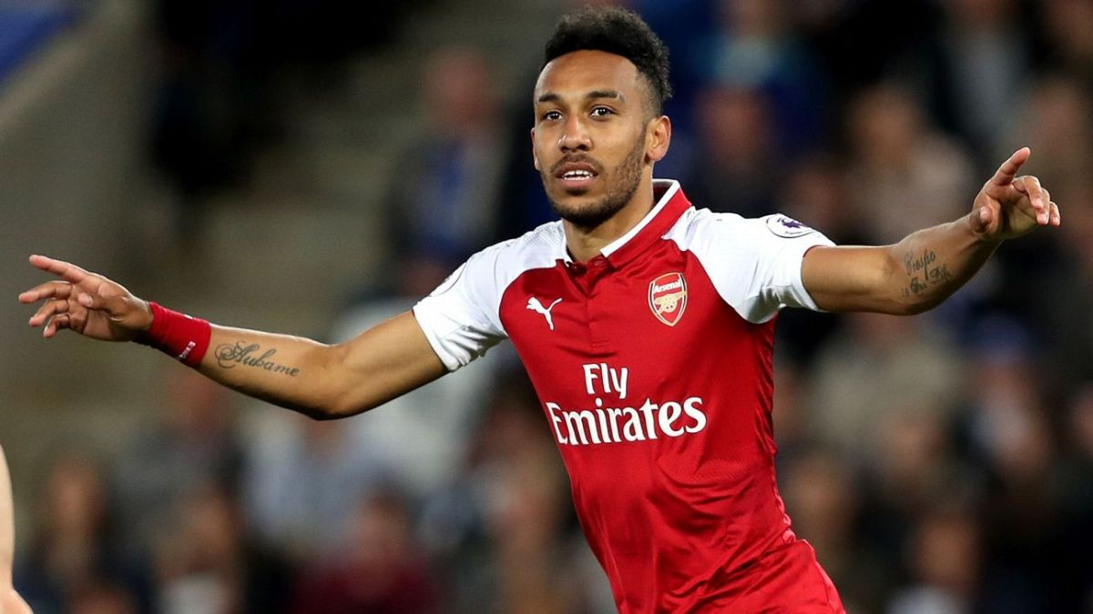 Aubameyang Tells New Manager Unai Emery Best Way To Lineup Upfront