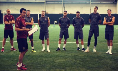 Arsenal Addressing The Squad