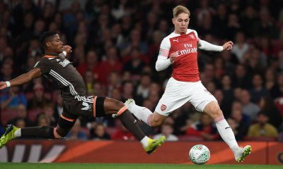 Emile Smith Rowe VS Brentford