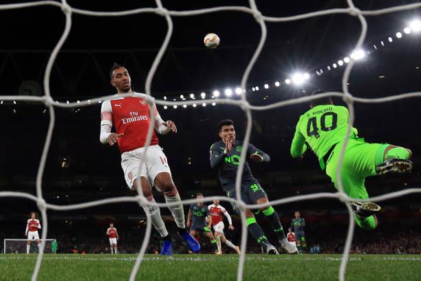 Arsenal Vs Sporting Lisbon