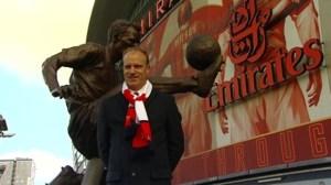 Dennis Statue Unveiled