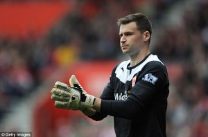 Marshall a goalkeeping target for Gunners