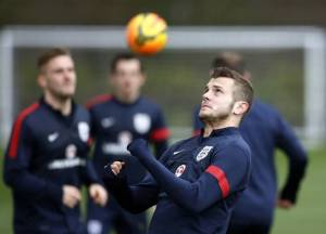 Jack ready for England friendlies and Word Cup