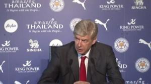 Arsene remains coy on transfer deadline signings