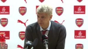 Wenger reflects on Capital One Cup exit to Saints