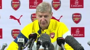 Arsene talks Gibbs, Walcott , Diaby and Ramsey