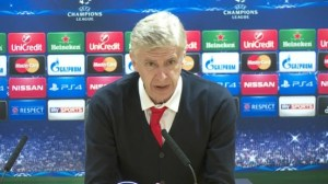 Arsene speaks after victory over Dortmund
