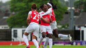 Arsenal Ladies through to Conti Cup Quarter-Finals