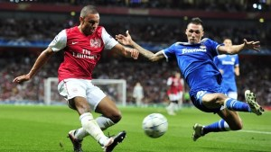 Arsenal and Olympiacos renew Champions League rivalry