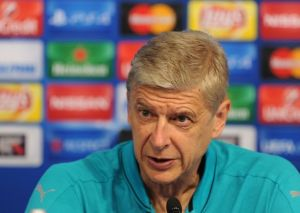 Arsene planning to shuffle the pack against Olympiacos