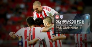 Olympiacos go nap ahead of visit to Arsenal
