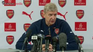 Dr Arsene provides latest Gunners injury update from casualty