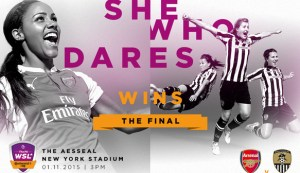 Last chance for silverware this season for Arsenal Ladies