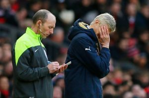 Shall I cross the Premier League title off the wish-list Mr Wenger