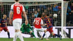 Elneny goal not enough as Gunners are eliminated