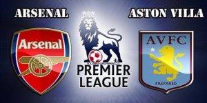 Arsenal face season finale against Aston Villa