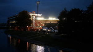 Date for Arsenal EFL Cup tie at City Ground set (Photo nottinghamforest.co.uk)