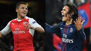Arsenal and PSG in shoot-out for Group A top spot