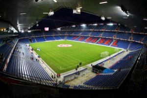 Arsenal visit the St. Jokob-Park tonight to take on FC Basel