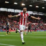 Arsenal beaten as Jese strike gives Stoke City all three points