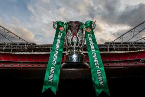 Arsenal drawn at home to the Canaries in Carabao Cup 4th Round