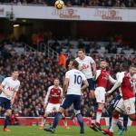 Arsenal take north London derby bragging rights with 2-0 win