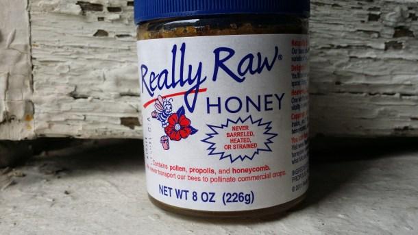 Really Raw Honey