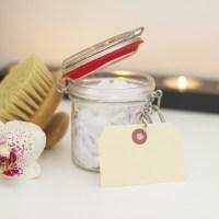 Holiday Themed Sugar Scrubs: Spa Days at Home