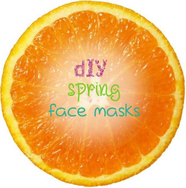 DIY Spring Face Masks