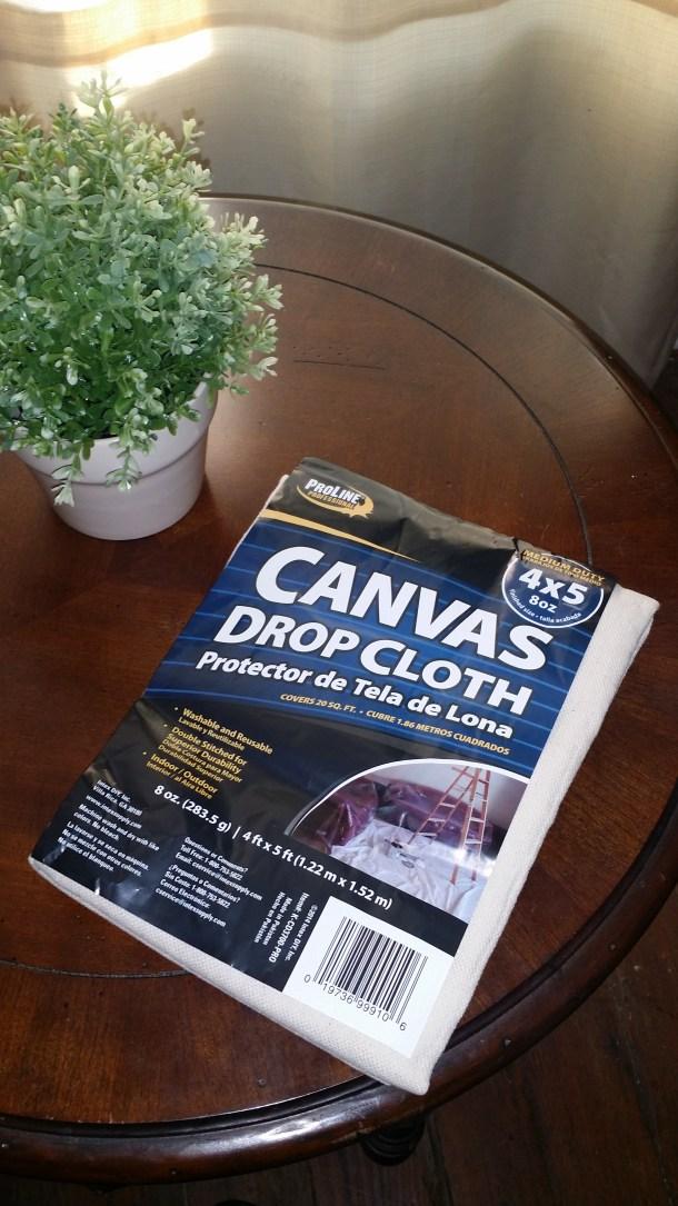 Canvas Drop Cloth