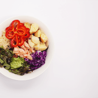 Try This---How To Build Your Own Nourishment Bowl!