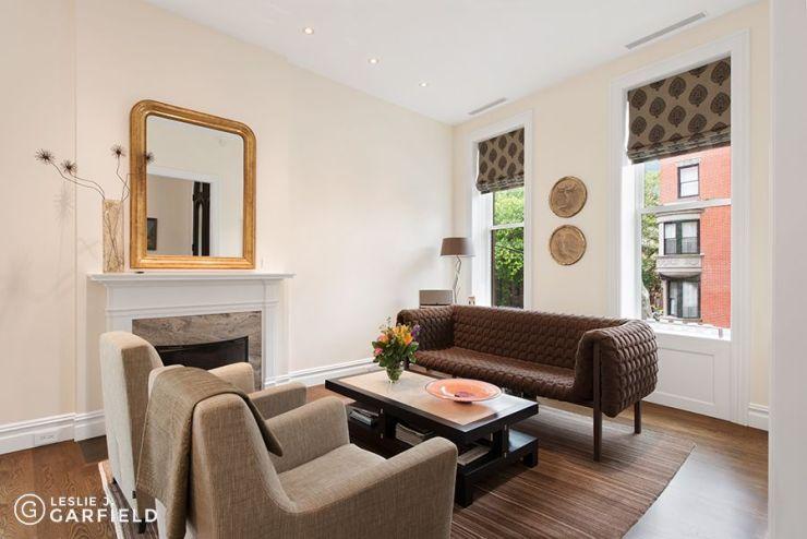 Hicks Street Living Room