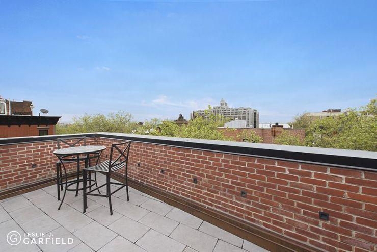 Hicks Street Rooftop