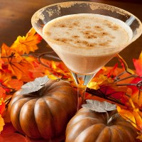 Try This---Thanksgiving Perfect Pumpkin Martini