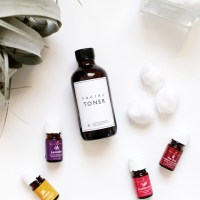 Morning and Night Homemade Facial Toner Recipes for Clear Skin---Spa Days at Home