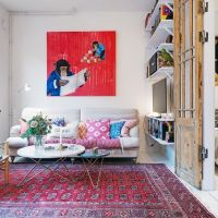 Scandinavian Design With a Bohemian Twist